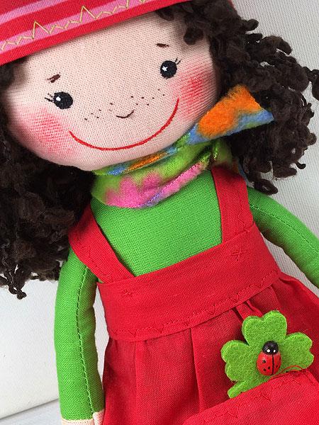 Wichtel, Glückswichtel, Künstlerpuppe, Puppe, Wichtelfabrik