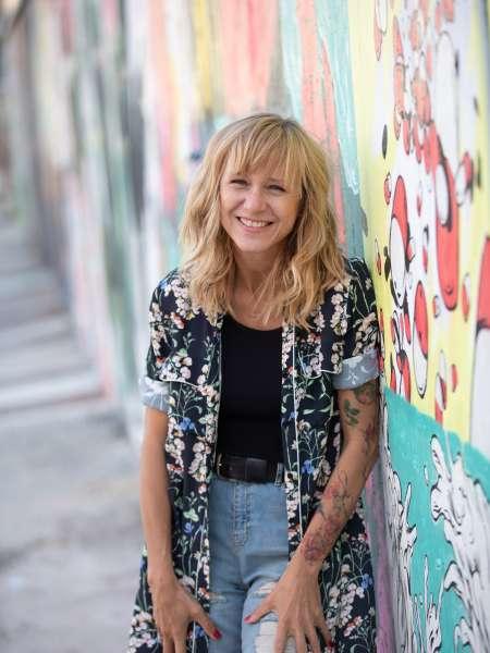 Christine Schorling, Gründerin & Macherin in der Wichtelfabrik